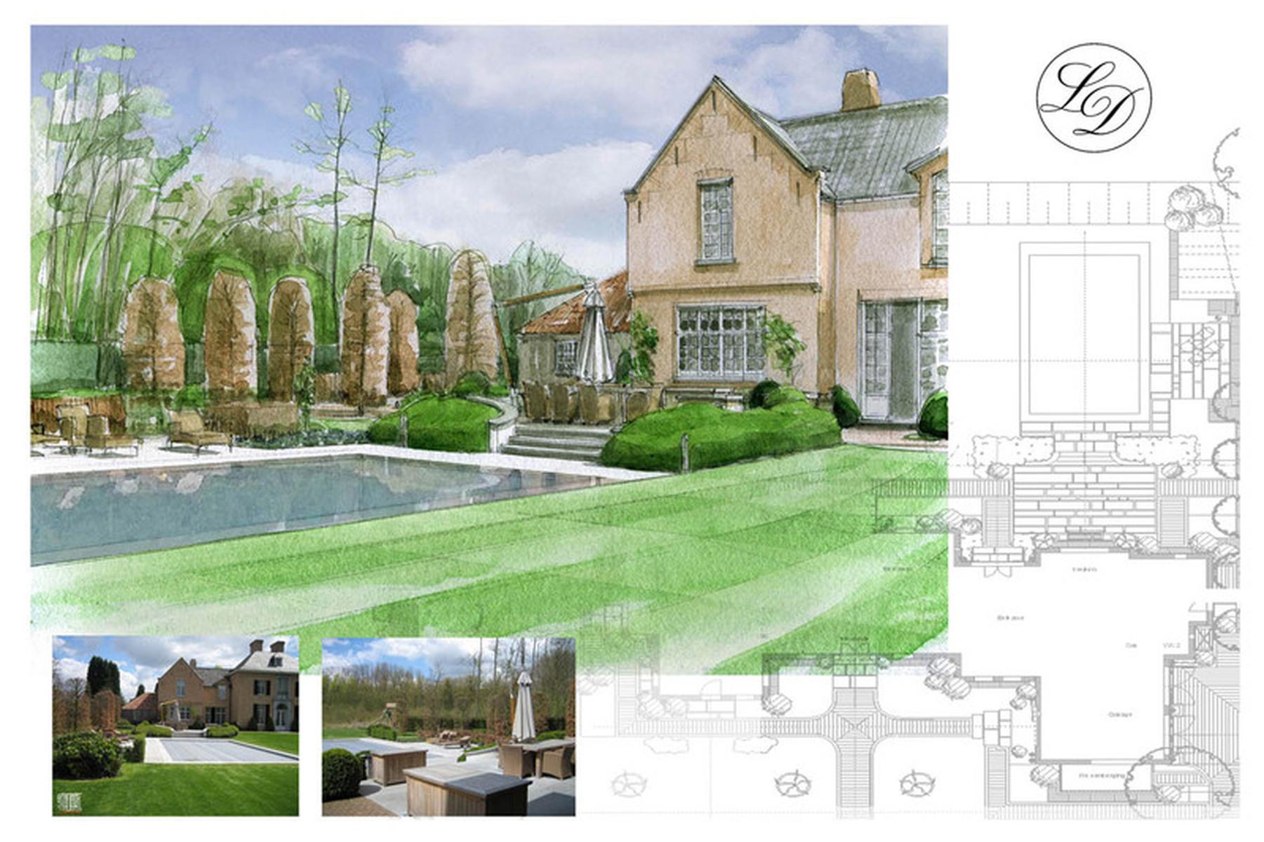 Arquitectura de jardines ivo toremans for Arquitectura de jardines