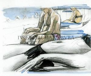 Ivo Toremans bvba - Brasschaat - ILLUSTRATIES VOOR BROCHURES VOOR REISBUREAUS