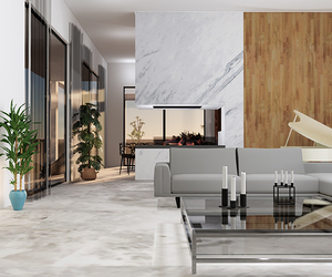 Ivo Toremans  -3D interieur met walk trough en fly-mode -  Interieurdesign