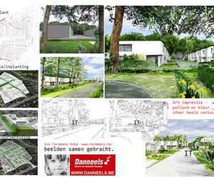 Studiebureau / grond boer / verkavelingsmakelaars / bouwpercelen / Danneels